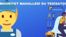 ✅Beylikdüzü Cumhuriyet Mahallesi Tesisatçı-Su Tesisatçısı-30 TL