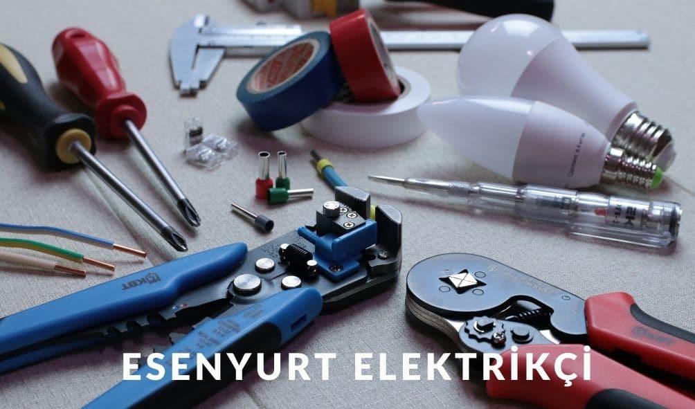 Esenyurt Elektrikçi Tamircisi